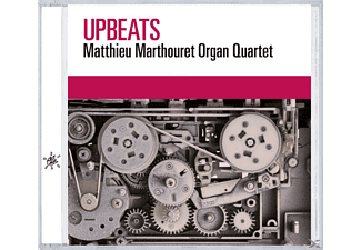 Matthieu Marthouret Organ Quartet - Upbeats  - (CD)