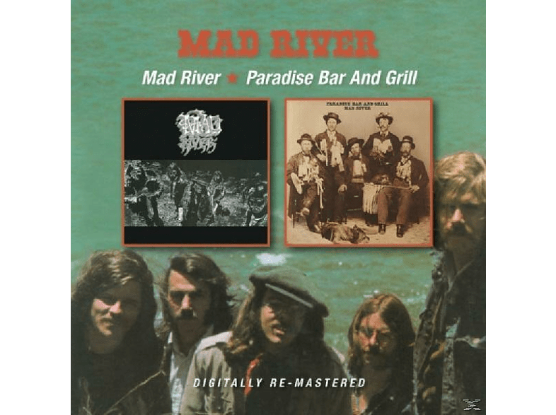 Mad River - Mad River/Paradise Bar & Grill [CD]