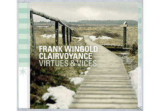 Frank Wingold Clairvoyance - Virtues & Vices  - (CD)