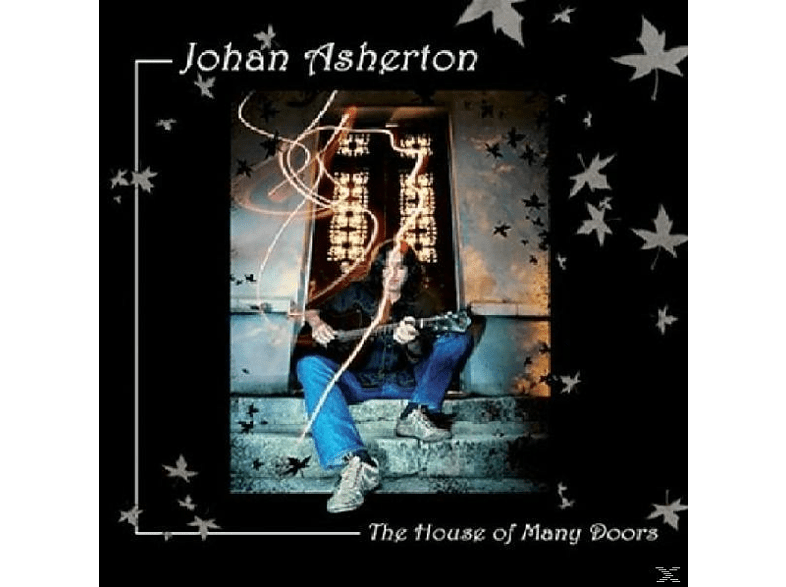Johan Asherton - House Of Many Doors [CD]