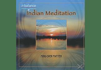 Mind Over Matter - Indian Meditation  - (CD)