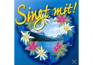 VARIOUS - Singt Mit! 50 Wander & Fahrten  - (CD)