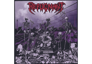 Repugnant - EPITOME OF DARKNESS  - (CD)