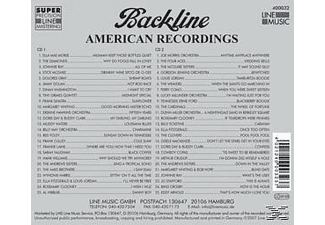 VARIOUS - Backline Vol.32  - (CD)