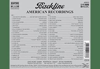 VARIOUS - Backline Vol.33  - (CD)