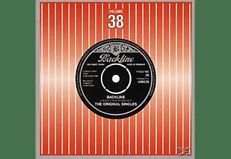 VARIOUS - Backline Vol.38  - (CD)