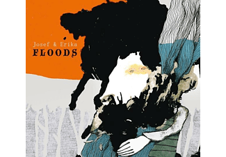 Josef & Erika - FLOODS  - (CD)