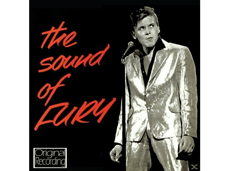 Billy Fury - Sound Of Fury [CD]