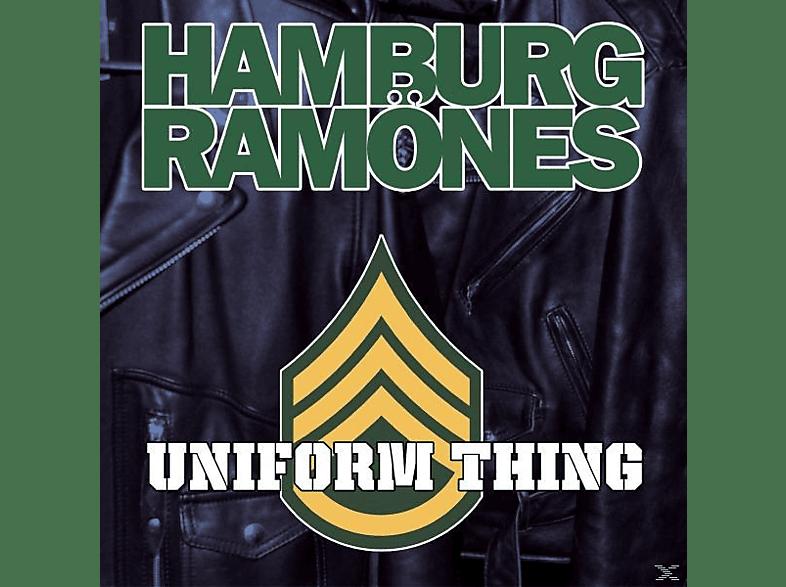 Hamburg Ramones - Uniform Thing (+Bonus) [CD]