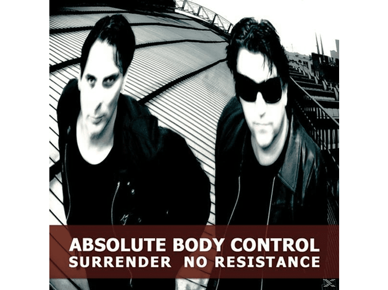 Absolute Body Control - Surrender No Resistance [CD]