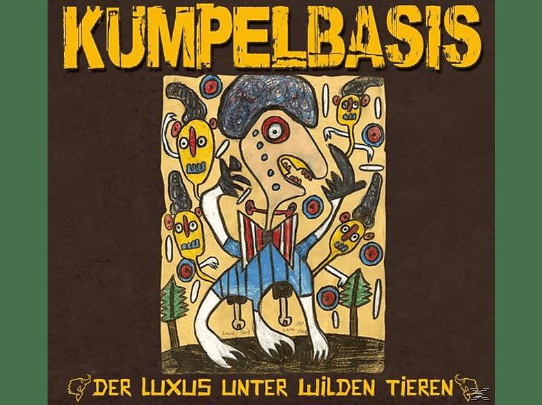 Kumpelbasis - Der Luxus Unter Wilden Tieren [CD]