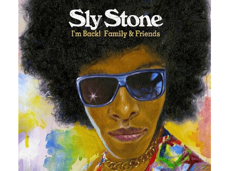Sly Stone - I M BACK! FAMILY & FRIENDS [Vinyl]