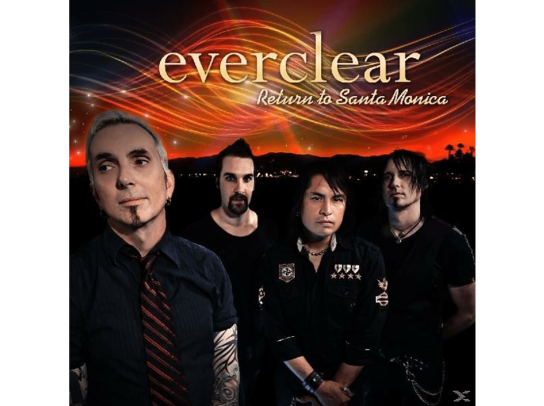 Everclear - Return To Santa Monica [CD]