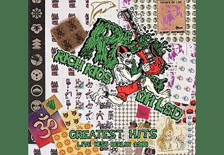 Rkl (rich Kids On Lsd) - Greatest Hits-Live West Berlin 1988 (+Bonus)  - (CD)