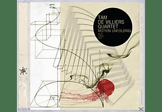 De Villiers,Tam/Feat.Linx,David - Motion Unfolding  - (CD)