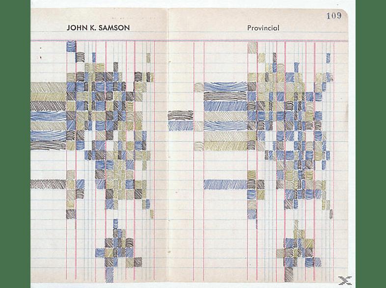 John K. Samson - Provincial [Vinyl]