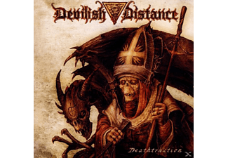 Devilish Distance - Deathtruction - (CD)