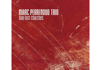 Marc Perrenoud Trio - Two Lost Churches  - (CD)