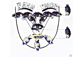 Radio Moscow - 3 And 3 Quarters  - (CD)