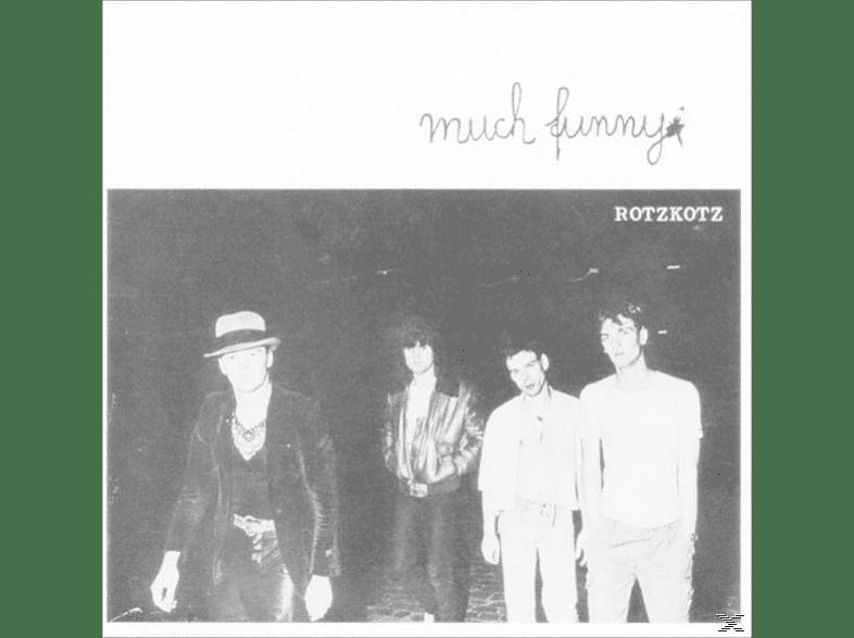 Rotzkotz - Much Funny [CD]
