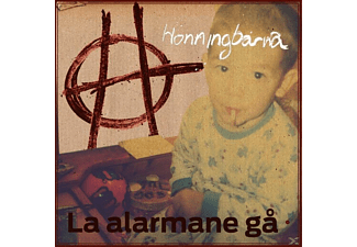 Honningbarna - La Alarmane Ga - (CD)