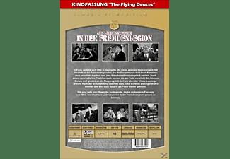 Aus Liebeskummer In Der Fremdenlegion DVD-Audio Album