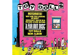 Toy Dolls - A Far Out Disc  - (CD)