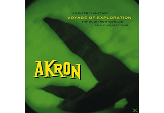 Akron - Voyage Of Exploration  - (Vinyl)