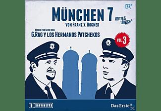 G.Rag Y Los Hermanos Patchekos - München 7-Vol.3  - (CD)