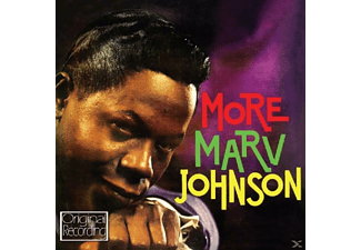 Marv Johnson - More Marv Johnson - (CD)