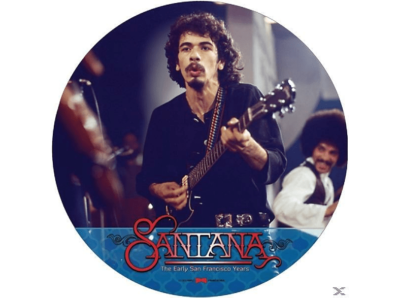 Carlos Santana - THE EARLY SAN FRANCISCO YEARS [Vinyl]