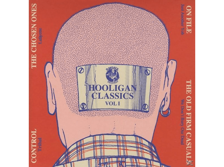 On File, The Old Firm Casuals, The Control, Chosen Ones - Hooligan Classis Vol.1 [EP (analog)]