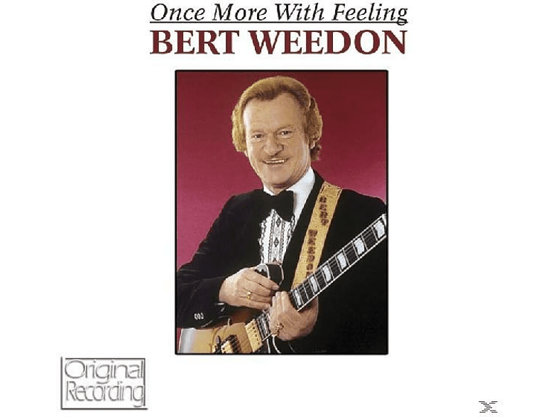 Bert Weedon - Once More With Feeling [CD]
