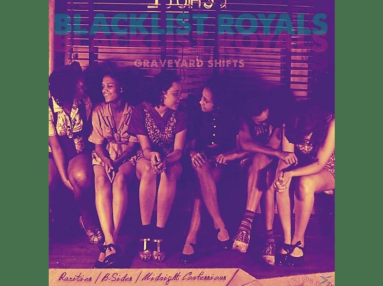 Blacklist Royals - Graveyard Shifts [CD]