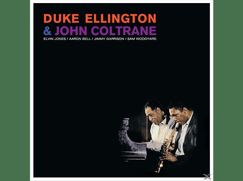 Ellington,Duke & Coltrane,Jo - DUKE ELLINGTON & JOHN COLTRANE [Vinyl]