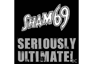 Sham 69 - SERIOUSLY ULTIMATE  - (CD)