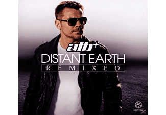 ATB - Distant Earth Remixed  - (CD)