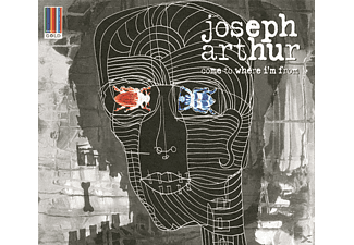 Joseph Arthur - Come To Where I'm From - (CD)