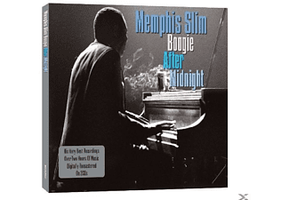 Memphis Slim - Boogie After Midnight  - (CD)