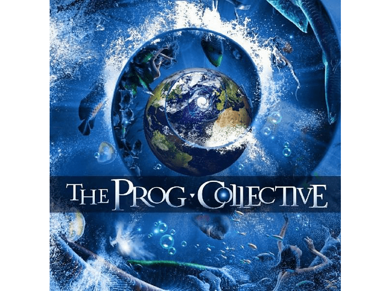 Prog Collective - THE PROG COLLECTIVE-DELUXE VINYL EDITION [Vinyl]
