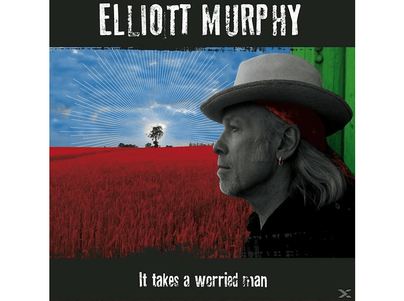 Elliot Murphy - It Takes A Worried Man (Lp+Cd) [Vinyl]