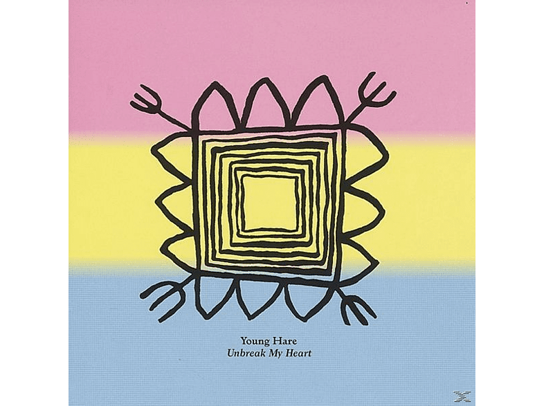 Young Hare - Unbreak My Heart [LP + Download]