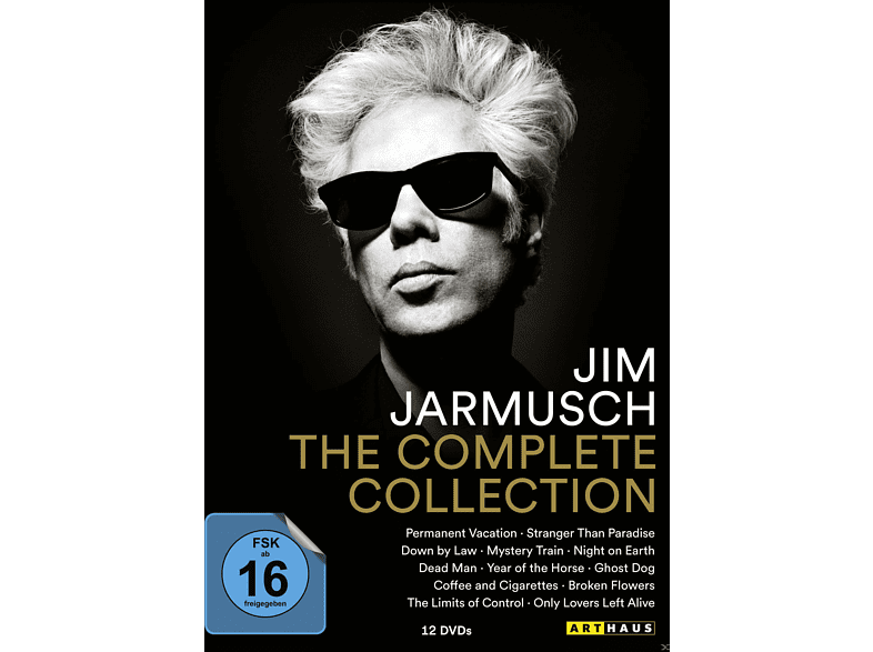Jim Jarmusch - The Complete Collection [DVD]