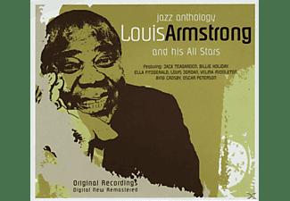 Louis Armstrong - Jazz Anthology  - (CD)