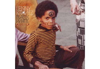 Lenny Kravitz - Lenny Kravitz - Black And White America - (CD)