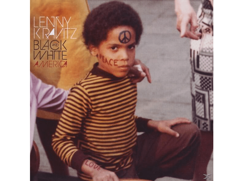 Lenny Kravitz - Lenny Kravitz - Black And White America [CD]