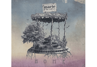 Marie & The Redcat - Home - (CD)