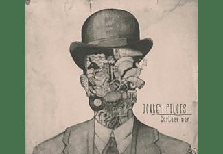 Donkey Pilots - Garbage Man  - (CD)