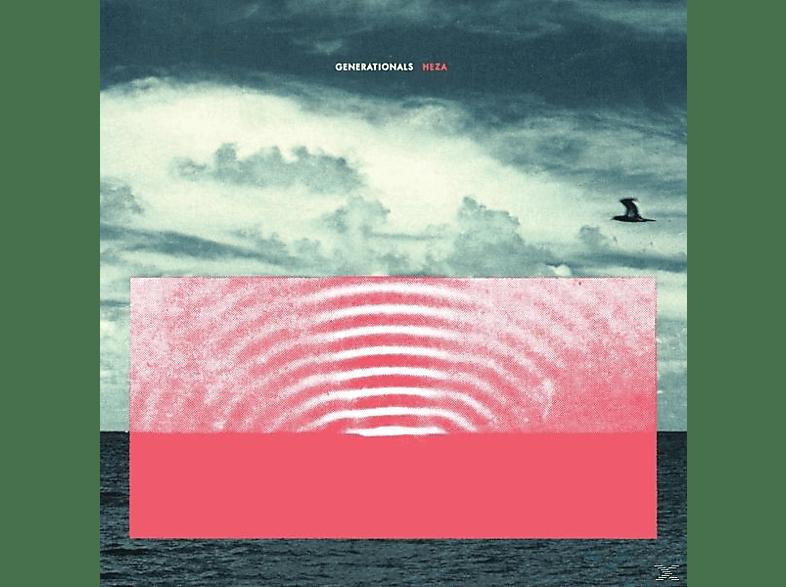 Generationals - Heza [Vinyl]