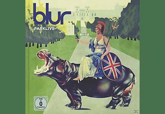 Blur - Parklive  - (CD + DVD Video)